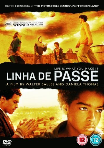 Life Is What You Make It ( Linha de Passe ) [ NON-USA FORMAT, PAL, Reg.2 Import - United Kingdom ] by Sandra Corveloni