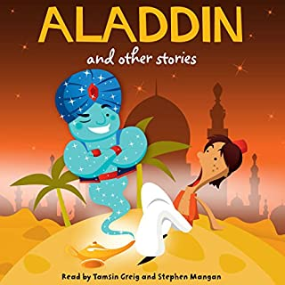 Aladdin and Other Stories copertina