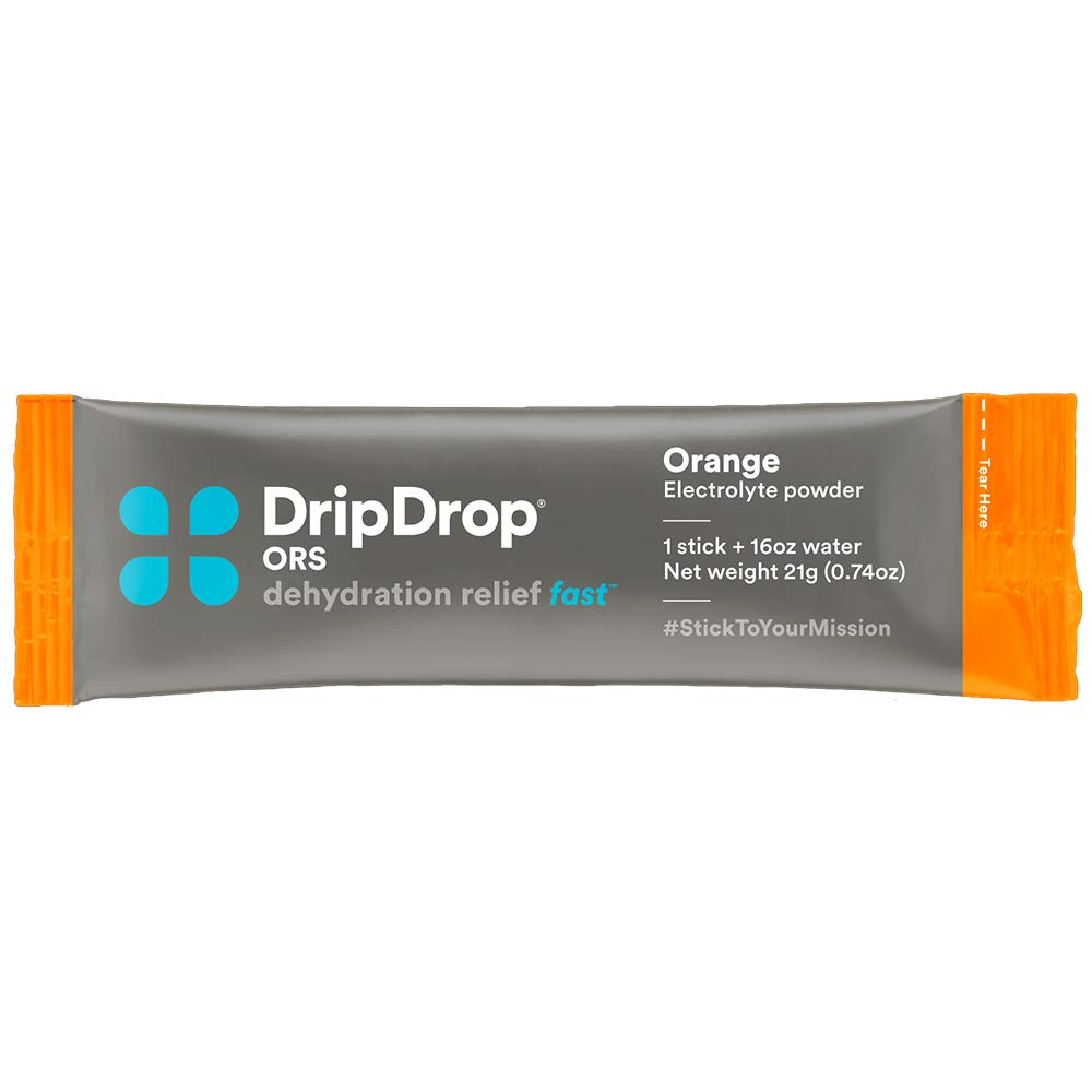 DripDrop Safety and trust ORS - Value Pack Electrolyte Powder Detroit Mall Dehy Patented For