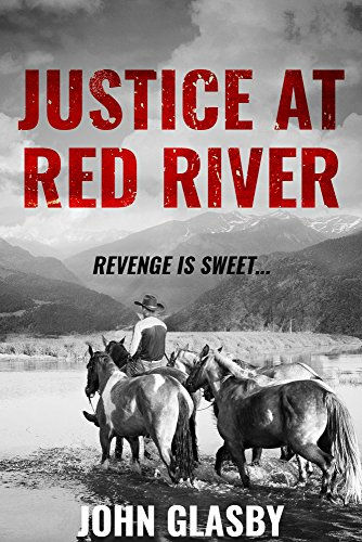 Justice at Red River by [John Glasby]