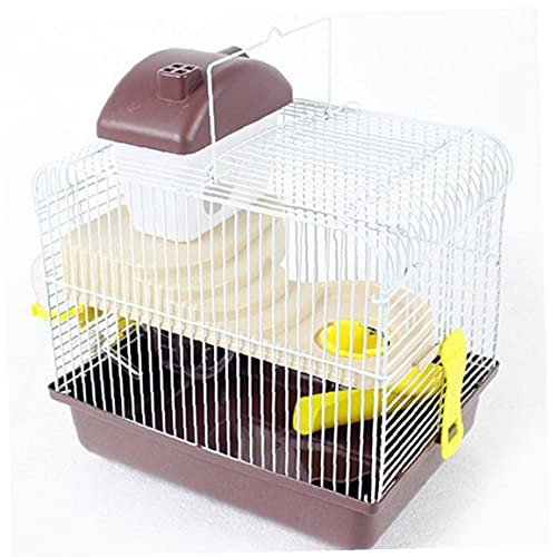 Froiny Casa del Animal Doméstico para Hámster Erizo Conejillo De Indias De Jaula Productos Pequeños Animales Jaula Chinchilla Accesorios