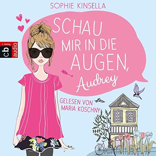 Schau mir in die Augen, Audrey audiobook cover art