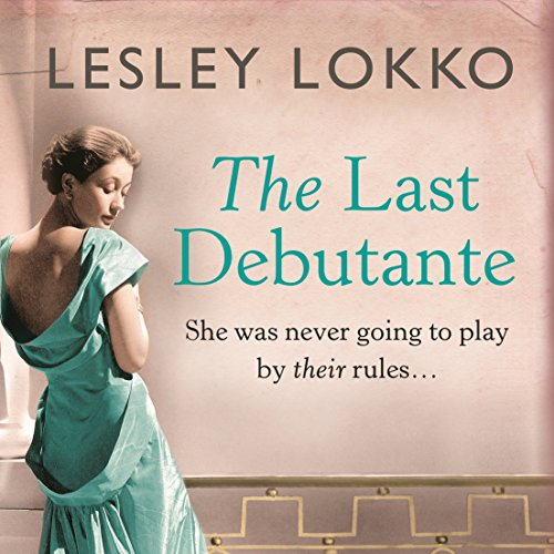 The Last Debutante audiobook cover art