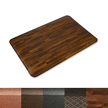 Kitchen Mat | Anti Fatigue Mat, 3/4 Thick | Ergonomically Engineered, Non-Slip, Waterproof | 20 x30
