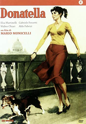 Donatella [Italia] [DVD]