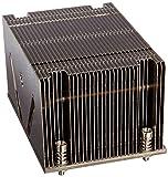 Supermicro SNK-P0048PS - Ventilador de PC (Procesador, Radiador, LGA 2011 (Socket R), Intel® Xeon®, Acero Inoxidable, 80 mm)