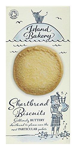 Island Bakery Organics Shortbread Biscuits 150g