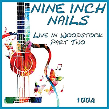 Live in Woodstock 1994 Part Two (Live)