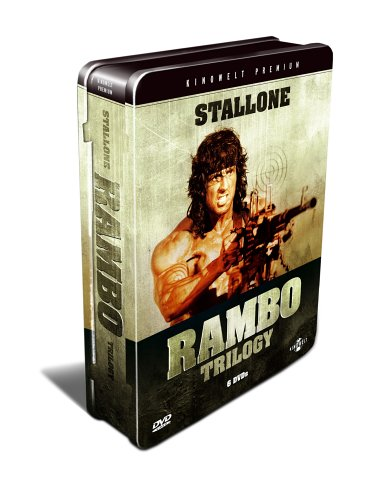 Rambo Trilogie (6 DVD Tin Box)