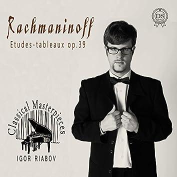 Rachmaninoff Etudes - Tableaux Op.39. Classical Masterpieces