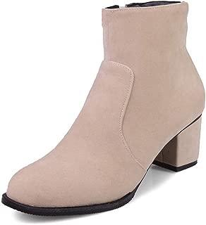 BalaMasa Womens ABS13900 Pu Boots