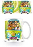 Pyramid International Scooby DOO - Mystery Machine Keramikbecher, Keramik, Mehrfarbig, 8.5 x 12 x 10.5 cm