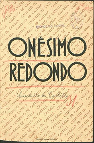 Onésimo Redondo: Caudillo de Castilla eBook: Redondo Ortega, Onésimo: Amazon.es: Tienda Kindle