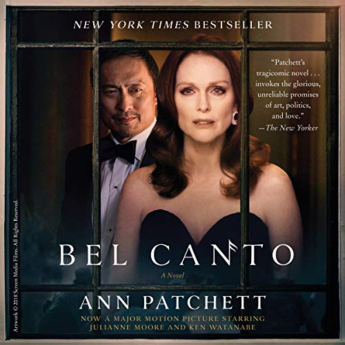 Bel Canto audiobook cover art