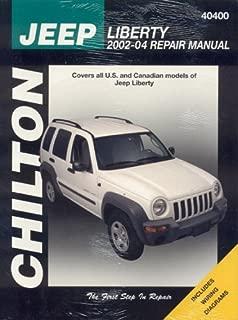 Jeep Liberty, 2002-04 (Haynes Repair Manuals)