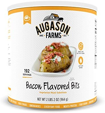 Top 10 Best augason farms meat substitute Reviews