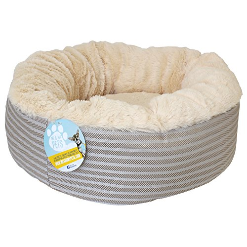 Me and My Super Soft Doughnut Pet Bed For Cats Puppies...