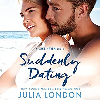 Suddenly Dating audiobook cover art