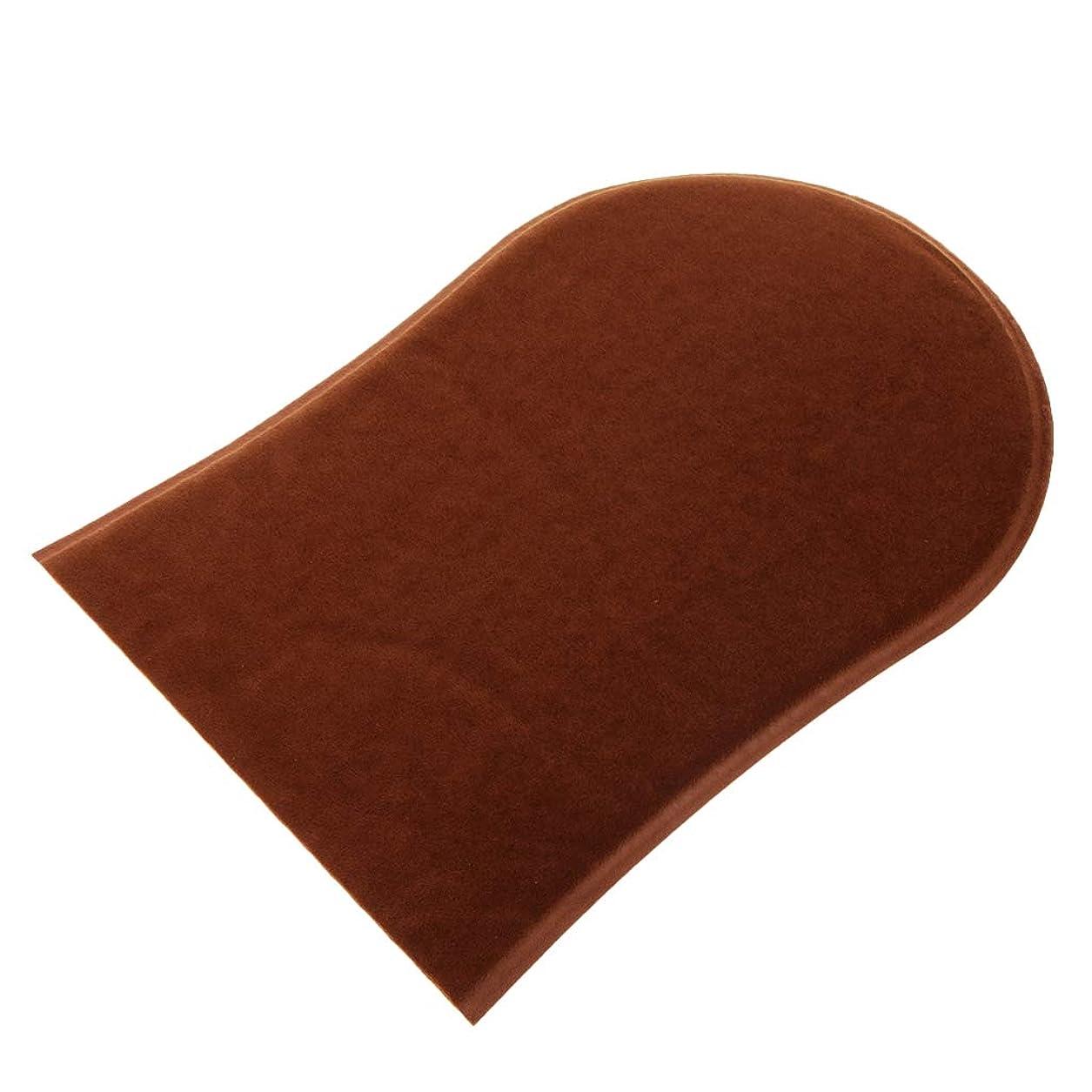 たくさんフリンジ混沌T TOOYFUL 手袋 防水 再利用可能 滑らか ハンドケア セルフタンニング 両面 約19*12cm
