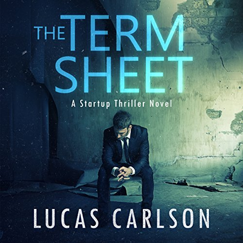 The Term Sheet audiobook cover art