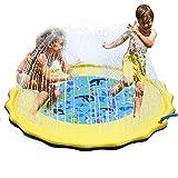 SH-Flying Baby-aufblasbare Patted Pad, Aufblasbares Wasserkissen-Flexibles...