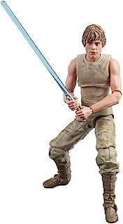 Star Wars The Black Series Luke Skywalker (Dagobah) 6-Inch Scale Star Wars: The Empire Strikes Back 40th Anniversary Colle...