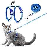 Cat Harness with Leash Set - Escape...