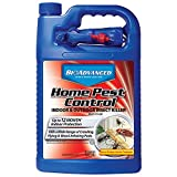 BioAdvanced 502795A Home Pest Control Indoor & Outdoor Insect Killer Ready-to-Use, 1-Gallon