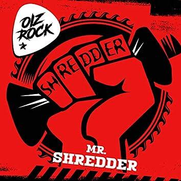 Mr. Shredder