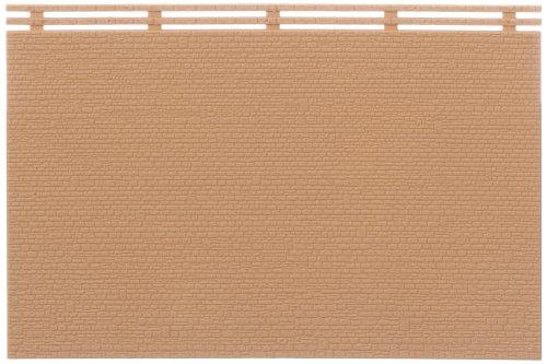 Kibri 36912 - N/Z Mauerplatte, unregelmäßig mit Abdecksteinen