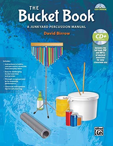 The Bucket Book A Junkyard Percussion Manual Book Data Cd