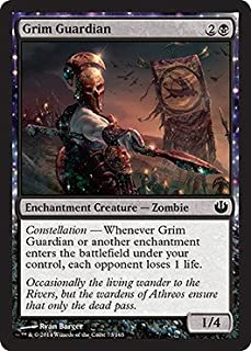 Magic: the Gathering - Grim Guardian - Journey into Nyx