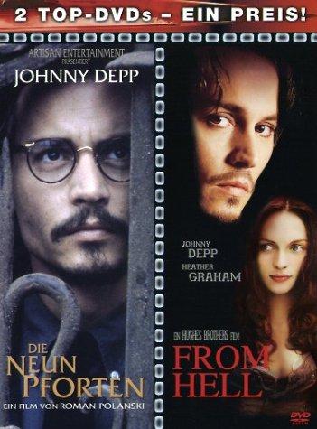 Die neun Pforten / From Hell [2 DVDs]