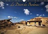 Le desert des bardenas (calendrier mural 2021 din a4 horizontal) - balade dans le desert de bardenas: Balade dans le désert de Bardenas Reales, des paysages manifiques (Calendrier mensuel, 14 Pages)