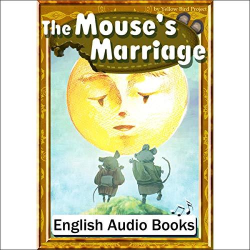 『The Mouse's Marriage(ねずみの嫁入り・英語版)』のカバーアート