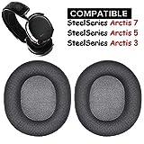Arctis Pro Wireless Arctis 5 Arctis Pro Jerilla Cable de Auriculares de Repuesto de 1.2m para SteelSeries Arctis 3 Arctis 7