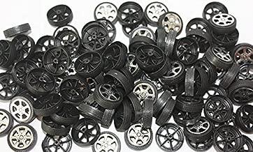 plastic model wheels