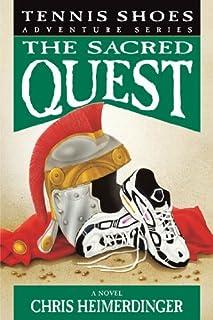 Tennis Shoes Adventure Series, Vol. 5: The Sacred Quest