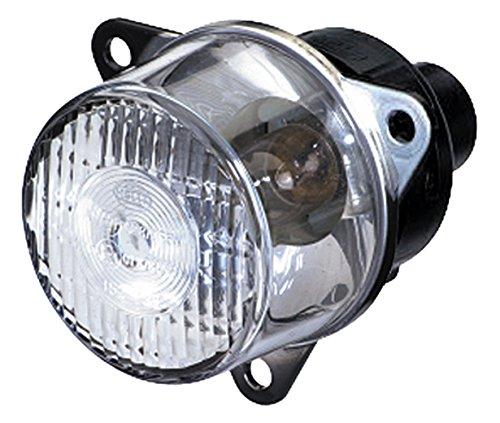 HELLA 2PF 008 221-011 Begrenzungsleuchte - R5W - 12V/24V - Lichtscheibenfarbe: glasklar - Einbau - Einbauort: links/rechts/vorne
