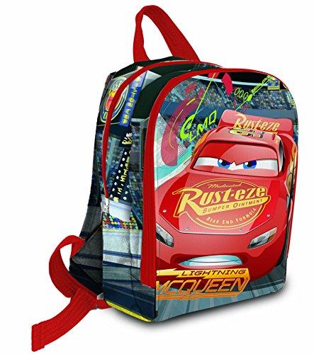 CORIEX Contest Disney Cars estándar Mochila Mochila para niños, Multicolor, m