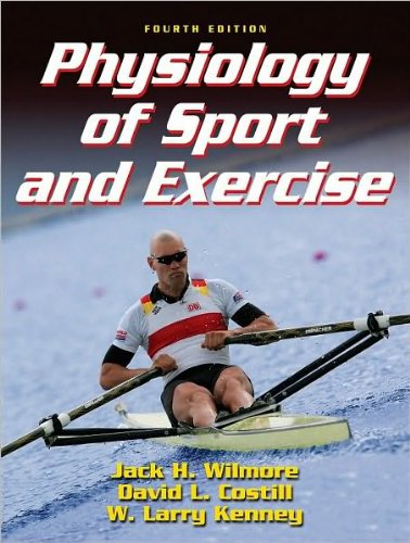 Physiology of Sport And Exercise - 4th Edition w/ Web Study Guide (Hardcover Book w/keycode)