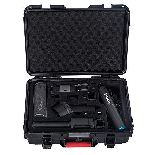 Smatree Koffer Tragetasche für DJI Osmo Pocket2/DJI Osmo Pocket/Osmo Pocket Verlängerungsstab/Wasserfestes Gehäuse/Erweiterungsset/ND Filter und Andere Zubehör