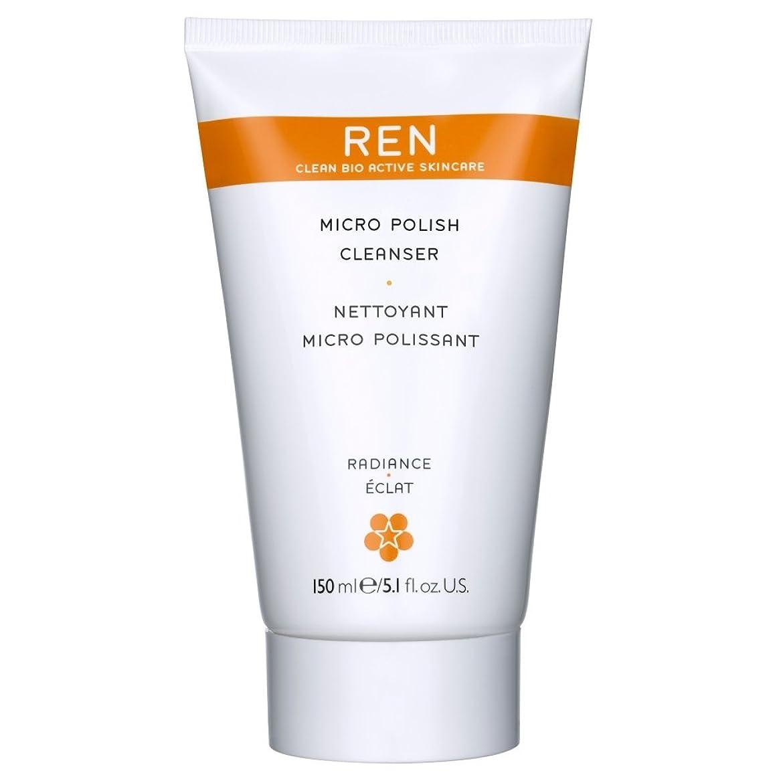 学部切り離すシリングRenミルコ磨きクレンザー、150ミリリットル (REN) (x6) - REN Mirco Polish Cleanser, 150ml (Pack of 6) [並行輸入品]