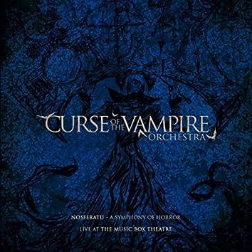 Curse of the Vampire Orchestra (Original Soundtrack) [Live]