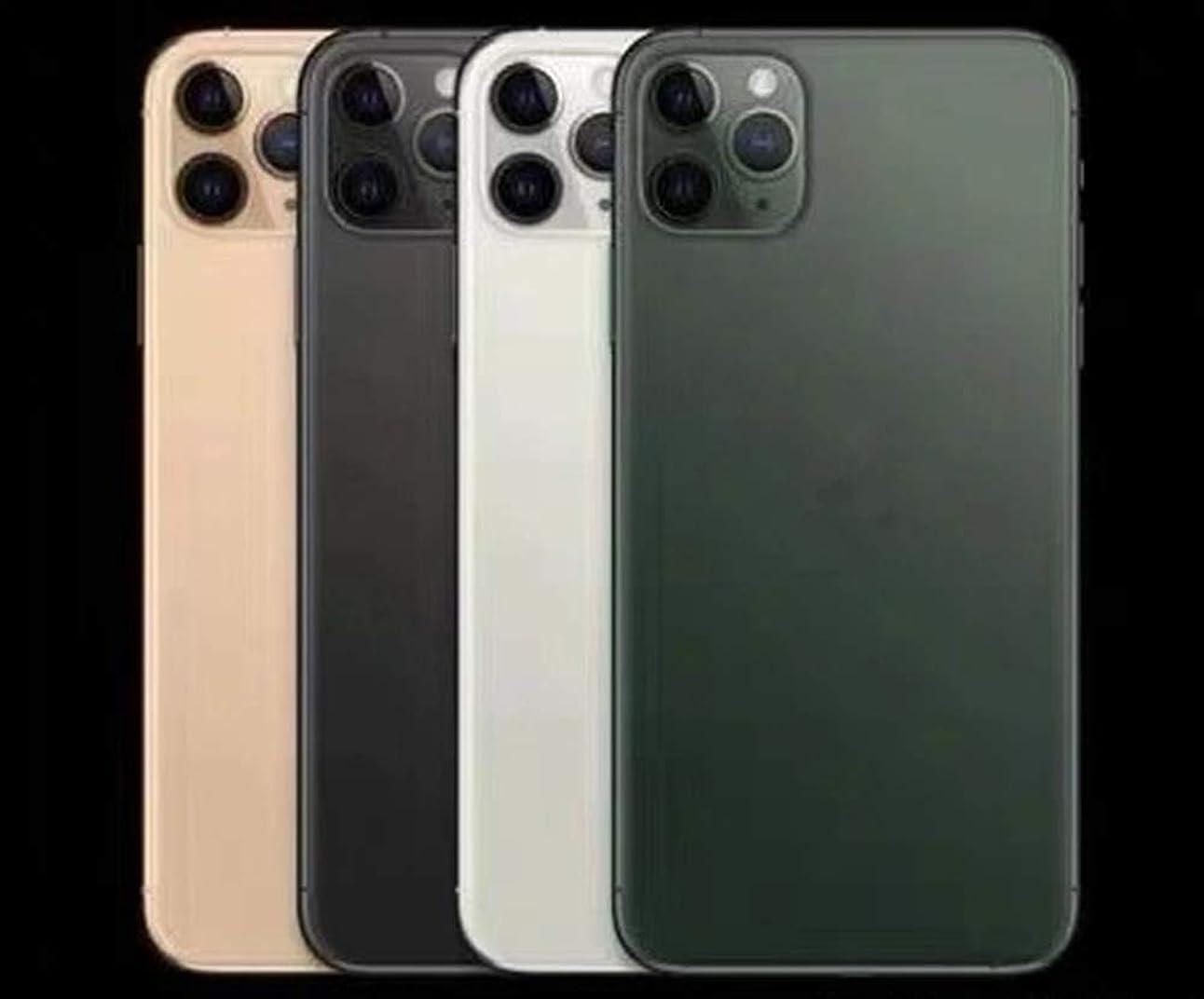 保有者偏見アデレードSomnus258 iphone11 pro MAX モックアップ 展示用 模型 iphone オフスクリーン(グレー, iPhone 11 pro max)