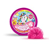 CRAZE Craze_58917 Superknete für Kinder Magic Dough Intelligente Knete Einhorn 80g in Dose BPA-und glutenfrei Glitzer 58917, Unicorn-3 Farben