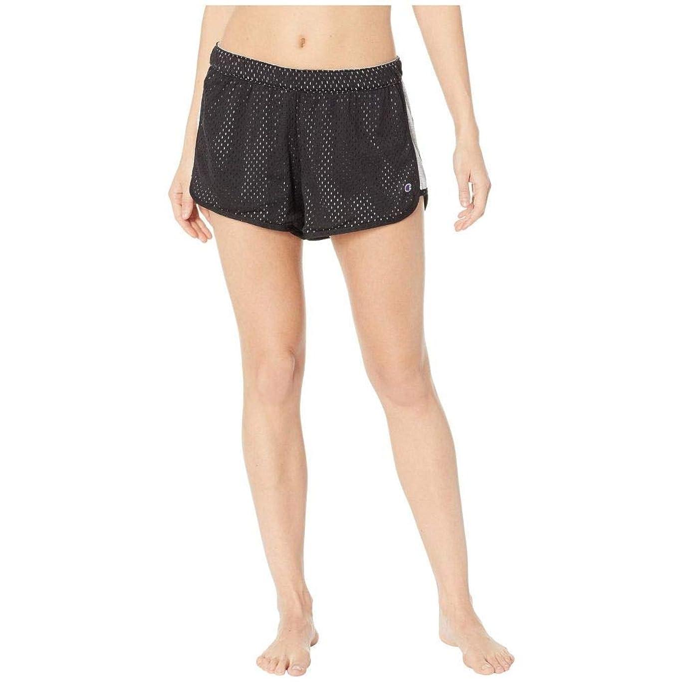 予知と遊ぶフラフープ(チャンピオン) Champion レディース ボトムス?パンツ ショートパンツ Reversible Mesh Shorts [並行輸入品]
