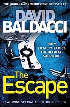 The Escape (John Puller Series Book 3) by [David Baldacci]