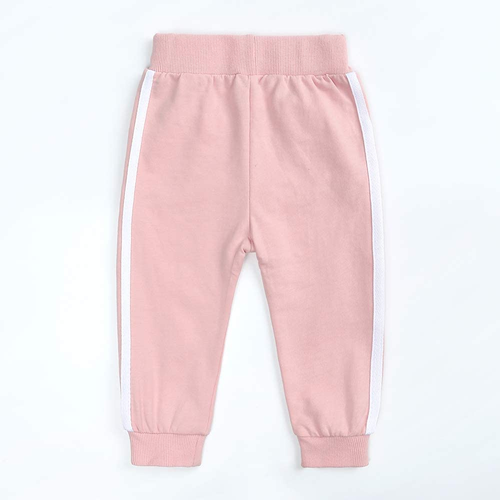 Hose Jogginghose Neugeborene Weiche Babyset Geagodelia Babykleidung Set Baby M/ädchen Kleidung Outfit Jogginganzug Kapuzenpullover Top