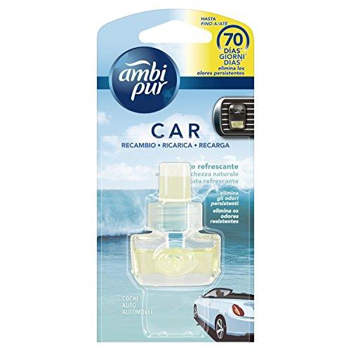 Ambi Pur Car Torrente Refrescante Recambio Ambientador